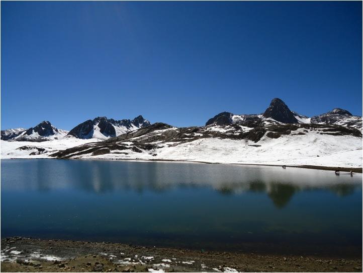 Cordillera del Tunari, Cochabamba