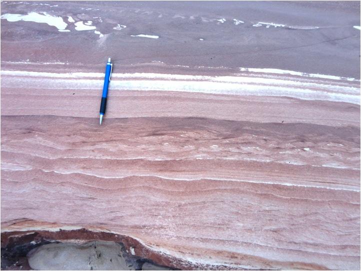 Formación Taiguati, Rio Macharetí, Subandino Sur de Bolivia-4