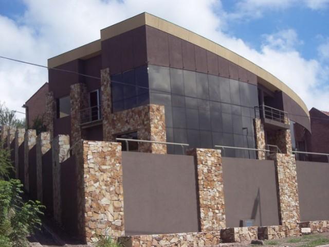 Edificio XR-GEOMAP Exterior
